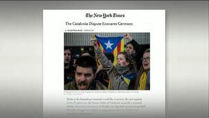 "The New York Times: ""Puigdemont mai va recórrer a la violència"""