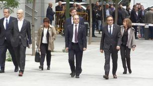 Alemanya autoritza l'entrega de Puigdemont només per malversació