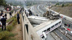 L'accident va causar 80 morts i més d'un centenar de ferits (Reuters)