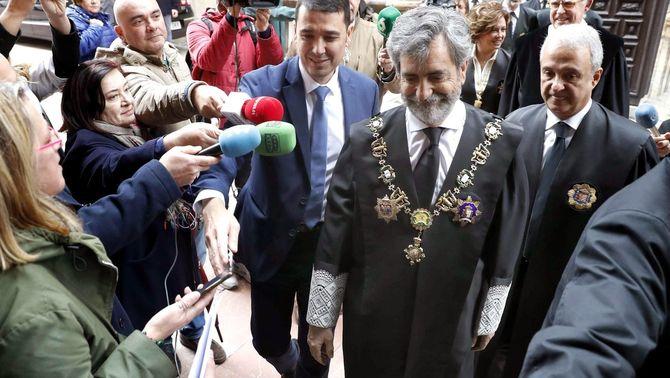 """El Poder Judicial, molest amb Iglesias per parlar d'""""humiliació"""" als tribunals espanyols"""