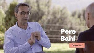 Pere Bahí: l'actitud ajuda a conviure amb el dol
