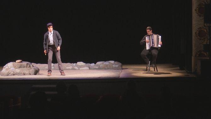 L'Ateneu d'Igualada, el primer teatre que obre al públic durant la pandèmia