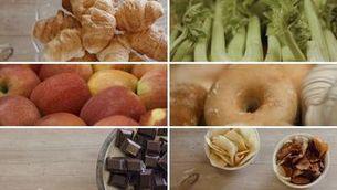 Diferents aliments