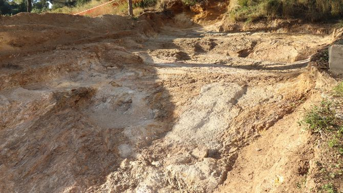 Imatge de les noves mines descobertes. (Horitzontal)