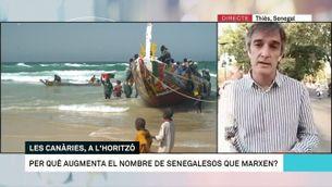 Senegal: destí, les Canàries