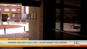 L'Hospital Comarcal del Pallars, el primer del Pirineu a poder subministrar píndoles abortives
