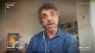Àngel Leiro connecta el TV3 de dues èpoques amb 6 clips