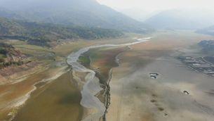 Sequera històrica a Taiwan, un dels indrets més plujosos del món