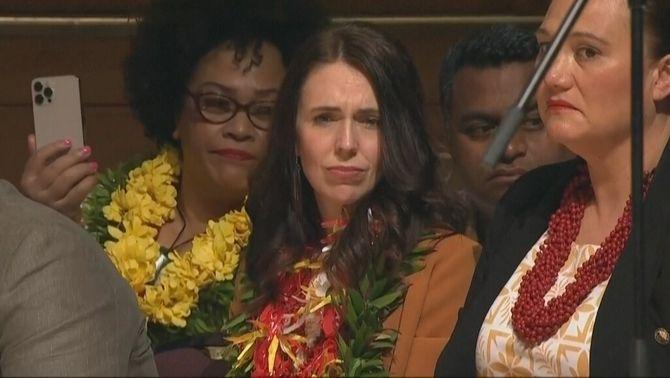 Ardernha presentat disculpes en nom del seu governi com a representant de la corona