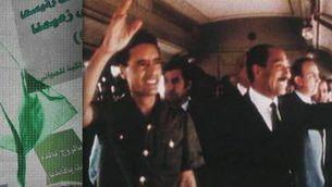 Gaddafi, 42 anys al poder