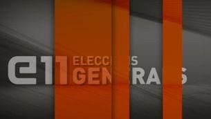 Bloc electoral, 9 de novembre (vespre)