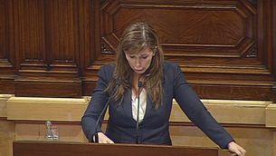 Intervenció íntegra d'Alícia Sánchez-Camacho (PPC)