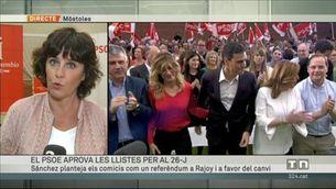 El PSOE aprova les llistes per al 26-J