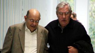Fèlix Millet i Jordi Montull finalment aniran a judici a principis de l'any que ve