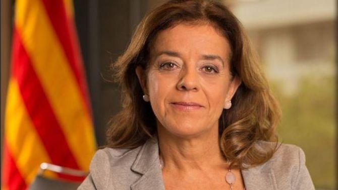 Citen com a investigada la presidenta de la CCMA, Núria Llorach, pels anuncis de l'1-O