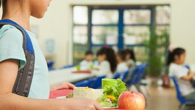 Menjador escolar