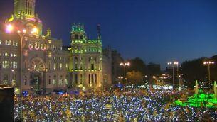 """Ni """"exili"""" ni """"presos polítics"""" als informatius dels mitjans públics catalans"""
