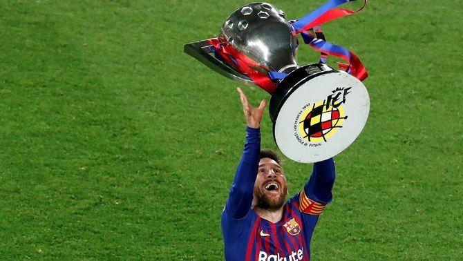 El Barça supera per la mínima el Llevant i es proclama campió de Lliga