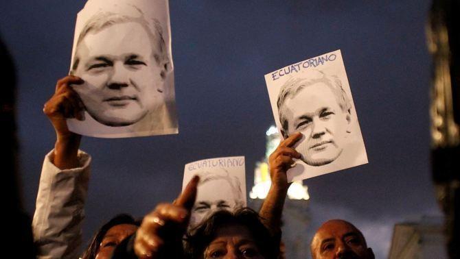 L'extradició de Julian Assange contraposaria secrets d'estat i llibertat d'expressió