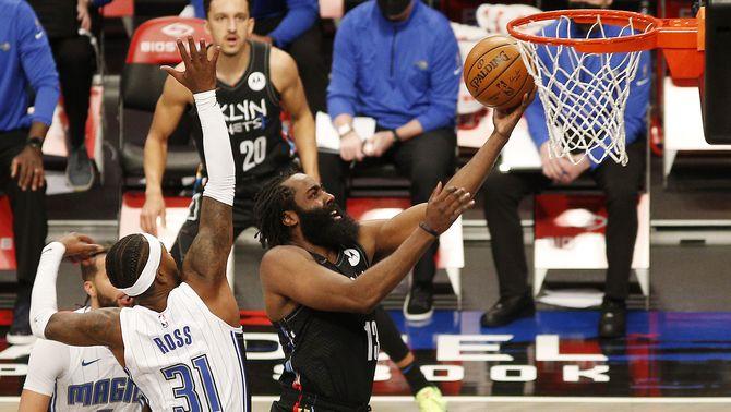 Els Brooklyn Nets allarguen la seva ratxa a vuit victòries seguides