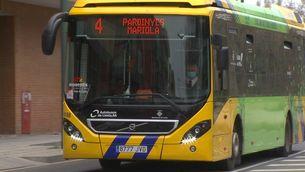 El gest heroic d'una passatgera que condueix un bus a Lleida pel desmai del conductor