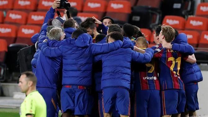 El Barça disputarà la novena final de Copa de les 11 últimes edicions