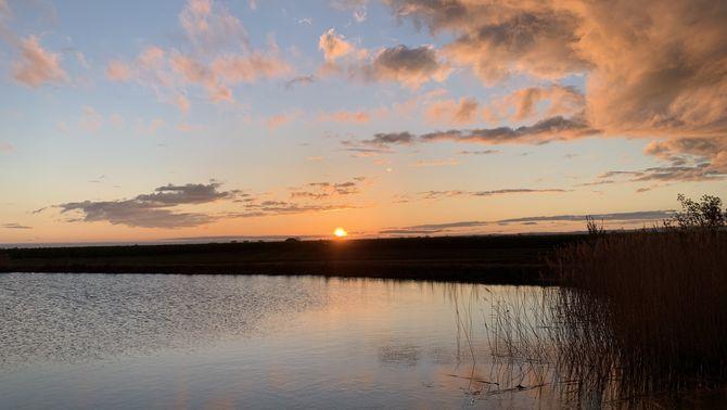 Sol amb lent retorn a les temperatures normals d'abril