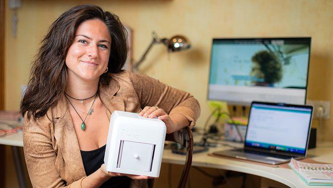 Detectar el càncer de pit a casa amb una prova d'orina, l'invent d'una enginyera catalana