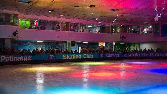 Tanca la mítica pista de gel Skating de Barcelona després de 47 anys d'història