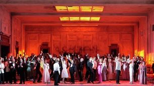 """Lucia di Lammermoor"" al Liceu"