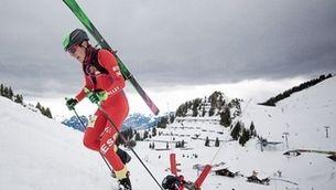 Competició d'esports d'hivern