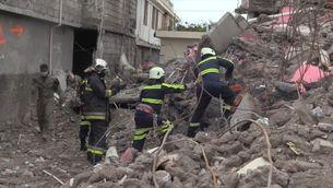Els morts pel terratrèmol d'Haití ja arriben a 2.000