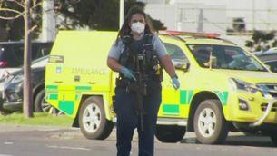 Un home fereix amb arma blanca 6 persones en un supermercat a Auckland