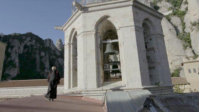 La vida dels monjo a 'Montserrat. Retorn a l'essència'