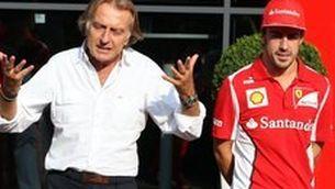 La reacció del cap de Ferrari després que Fernando Alonso perdés un títol