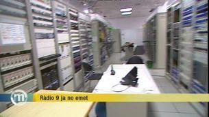 Ràdio 9 emmudeix a mitjanit