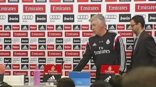 """Imatge de:Ancelotti: """"No era la meva intenció provocar a Luis Enrique"""""""