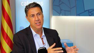 El candidat del PPC el 27-S, Xavier García Albiol