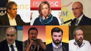 Família, esport i cinema... La jornada de reflexió dels candidats