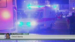 Explosió intencionada a Alemanya