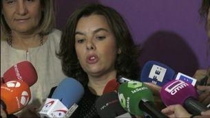 El Govern espanyol diu que llei és igual per a tothom i també per a Artur Mas