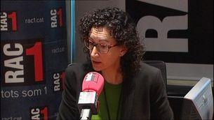 """Marta Rovira: """"El govern no estava disposat a assumir un escenari de violència extrema amb morts al carrer"""""""