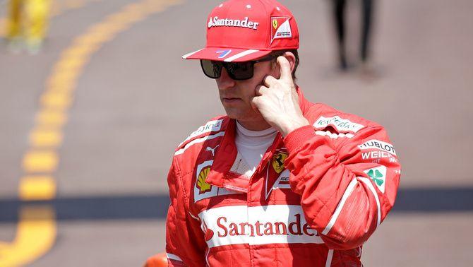 Kimi Räikkönen deixa Ferrari a final de temporada i el substituirà Charles Leclerc