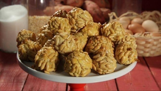 Panellets: la recepta per a nens, per a principiants i per a aprenents de pastisser