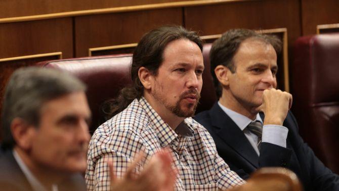 El PSOE rebutja la nova proposta d'Unides Podem per a un govern de coalició