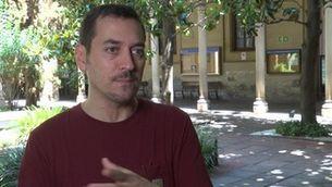 """Héctor Lozano: """"El Pol aprendrà a relacionar-se i conéixe's més a si mateix"""""""