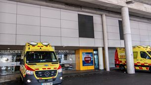 Entrada d'urgències de l'Hospital Son Espases de Palma (EFE/Cati Cladera)