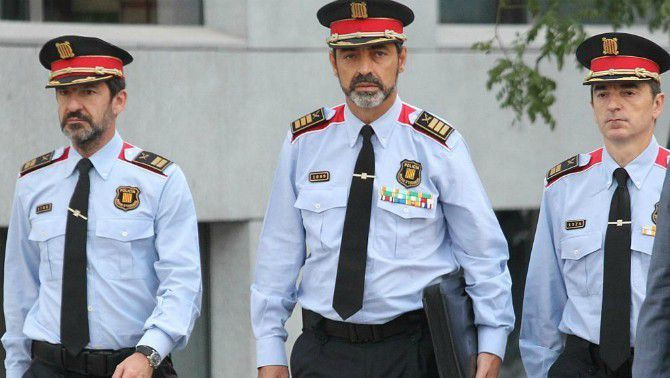 La sentència sobre el major Trapero, demà dimecres a les 9.30
