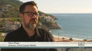 El Festival de Sitges premia el terror del director Paco Plaza