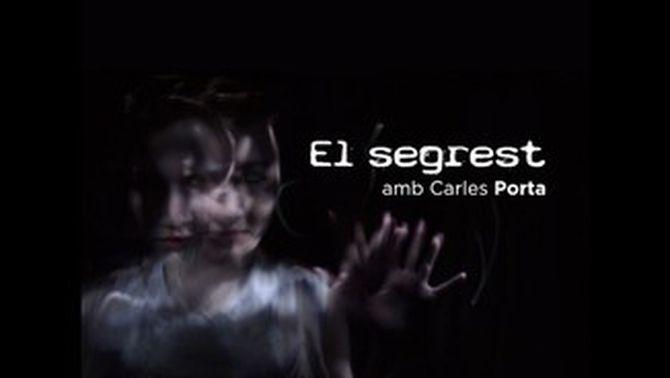 """Presentació del nou podcast """"El segrest"""", de Carles Porta, que s'estrena avui"""